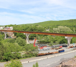 Jim Thorpe Bridge Project