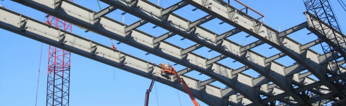 Structural Steel Fabrication for Bridge and Building