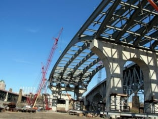 Structural Steel Fabrication for Bridge and Building Industries