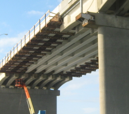 Route 90 Bridge OCMD Emergency Replacement