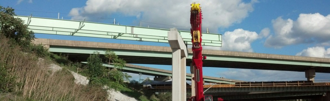 I-81 Emergency Bridge Replacement Harrisburg PA